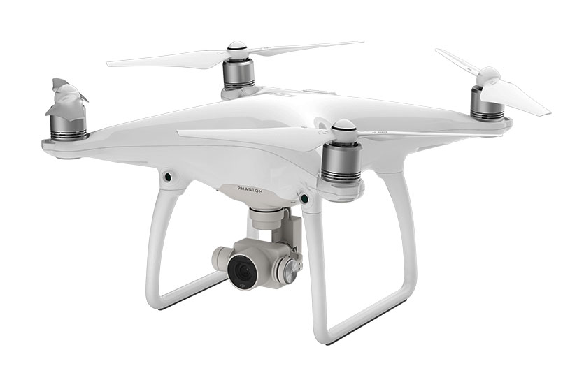 Phantom 4 Advanced drone de cuatro helices 4k